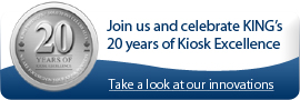 20 years of Kiosk Excellence